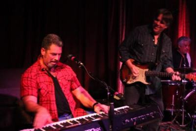Great time with Chris - With Chris Gage at Strange Brew